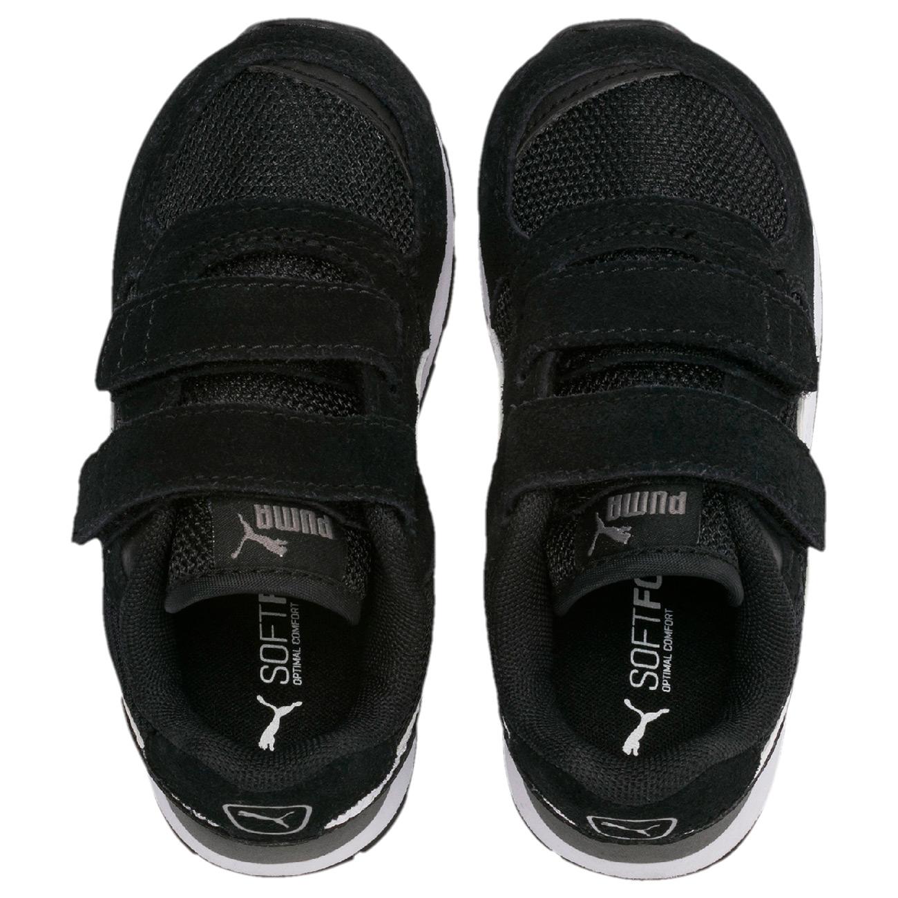 bfffef6b Puma Vista V Sneakers Black/ White