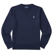 Ralph Lauren Baby Boy Sweater Cruise Navy