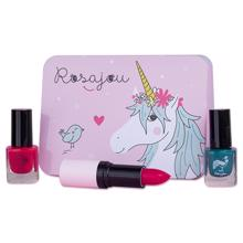 Rosajou Metal Box Unicorn Nailpolish