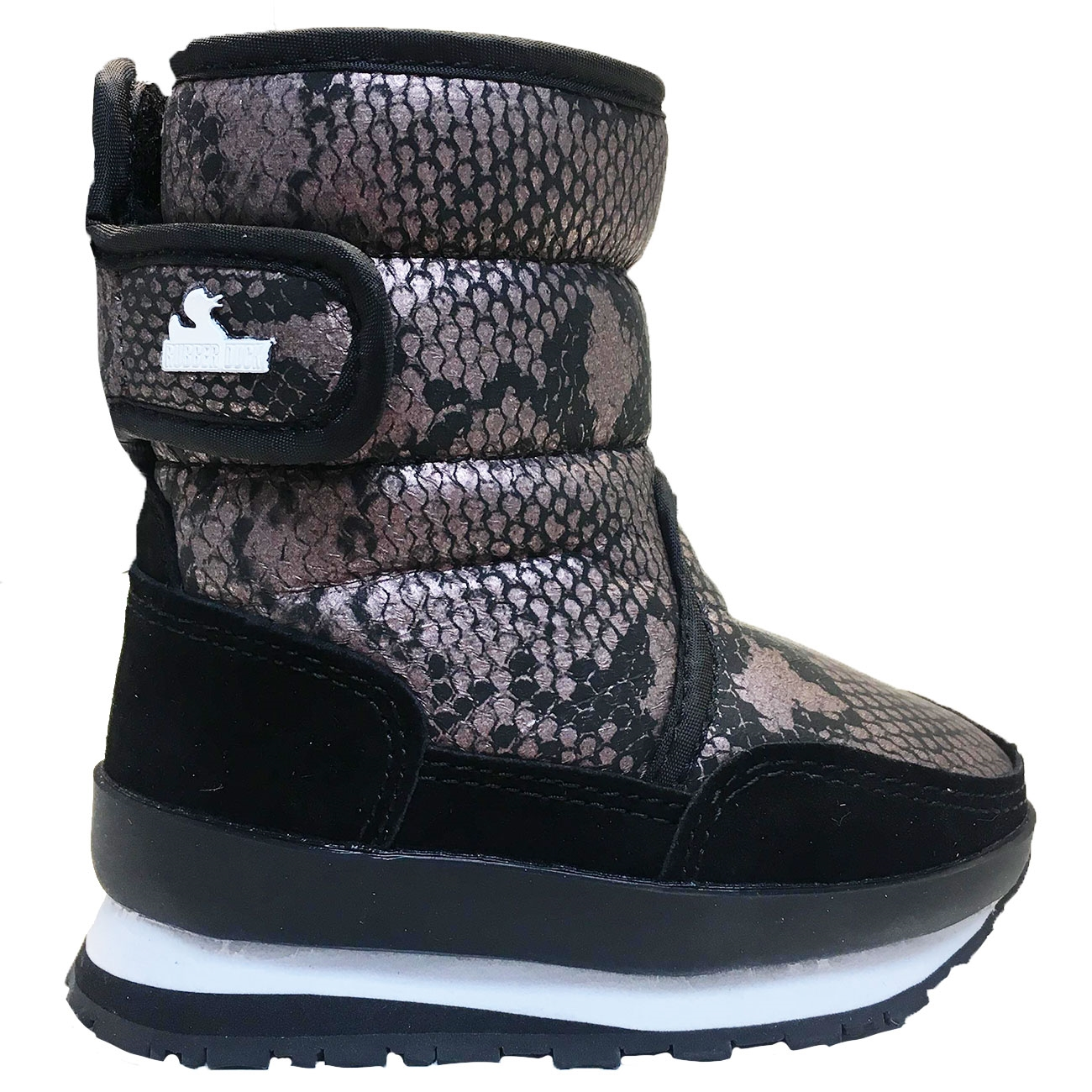 Rubber Duck Snowjoggers Faux Leather