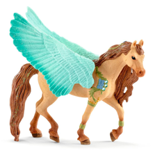 Schleich Bayaia Decorated Pegasus Stallion