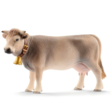 Schleich Farm World Braunvieh Cow