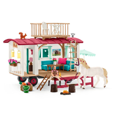 Schleich Horse Club Caravan for Secret Club Meetings