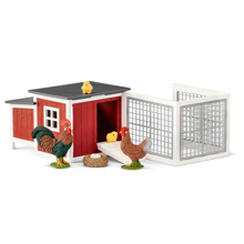 Schleich Farm World Chicken Coop