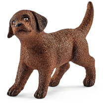 Schleich Farm World Labrador Retriever Puppy