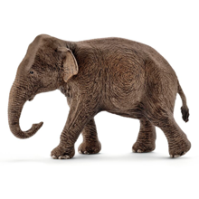 Schleich Wild Life Asian Elephant Female