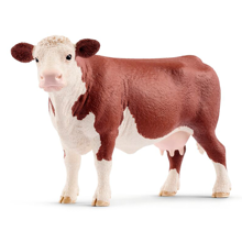 Schleich Farm World Hereford Cow
