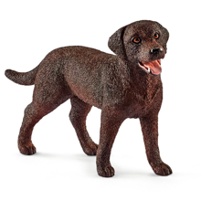 Schleich Farm World Labrador Retriever Female