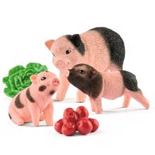 Schleich Farm World Miniature Pig Mother and Piglets
