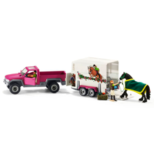 Schleich Horse Club Pick Up with Horse Box