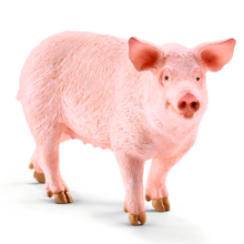 Schleich Farm World Pig