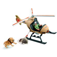 Schleich Wild Life Animal Rescue Helicopter