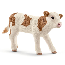 Schleich Farm World Simmental Calf