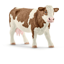 Schleich Farm World Simmental Cow