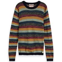 Scotch & Soda Rib Knitted Pullover Combo W