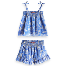Scotch & Soda Allover Printed Summer Set