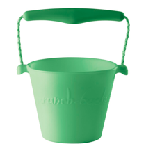 Scrunch Bucket Pastel Green