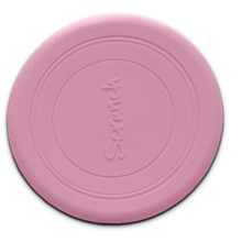 Scrunch Frisbee Dusty Rose