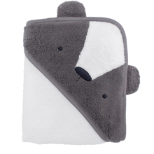 Sebra Terry Bear Towel Puppet