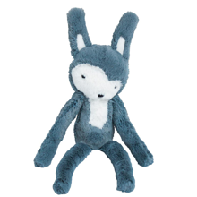 Sebra Cuddly Toy Rabbit Cloud Blue