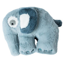 Sebra Cuddly Toy Elephant Cloud Blue