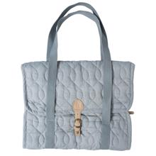 Sebra Diaper Bag Quilted Grey
