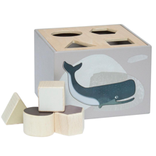 Sebra Tuck Box Arctic Animals