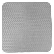 Sebra Quilted Blanket Grey