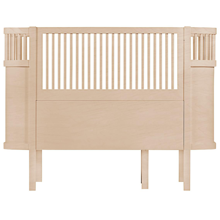 Sebra Bed Baby and Junior Wooden Edition