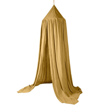 Sebra Bed Canopy Honey Mustard
