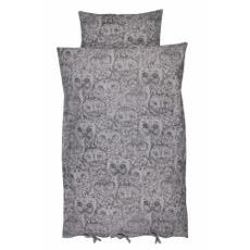 Soft Gallery Owl Bed Linen (drizzle)