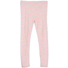 Serendipity Rib Stripe Leggings Blush Rosa/Offwhite
