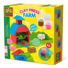 SES Creative Clay Press Farm