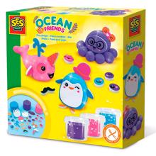 SES Creative Clay Ocean Friends