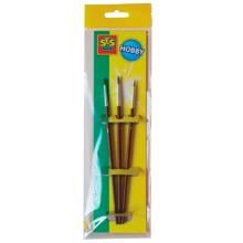 SES Creative Brush Set - 3 Brushes