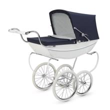 Silver Cross Doll's Pram Oberon (white)