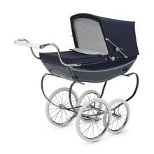 Silver Cross Doll's Pram Oberon (navy)