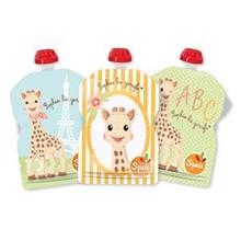 Sophie la Girafe Squiz Packs 3-pack