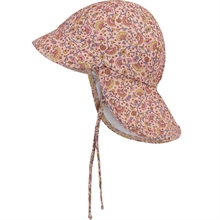 Soft Gallery Misty Rose AOP Flower Swim Alex Sun hat