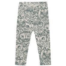Soft Gallery Green Owl Paula Leggings Baby