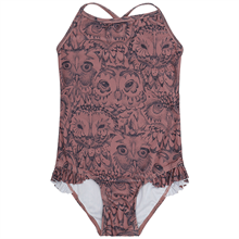 Soft Gallery Burlwood Owl Ida Swimsuit