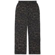 Soft Gallery Jet Black Flowerdust Becky Pants
