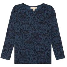 Soft Gallery Orion Blue Owl Bella T-shirt