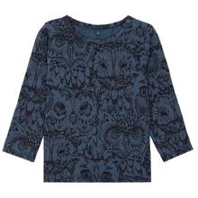 Soft Gallery Orion Blue Owl Bella Baby T-shirt