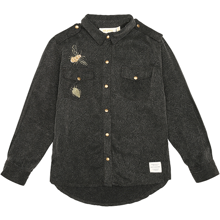 Soft Gallery Bugs Peat Benito Shirt