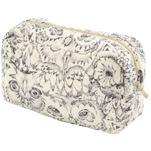 Soft Gallery Cream Owl Toilet Purse