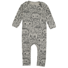 Soft Gallery Drizzle Owl Ben One Piece