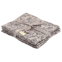 Soft Gallery Drizzle Owl Muslin Cloths