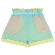 Soft Gallery Windy Silver Dea Shorts