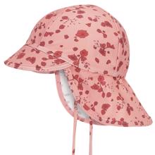 Soft Gallery Rose Down AOP Flowery Alex Sun Hat